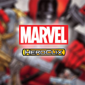 LOGO HEROCLIX DEADPOOL