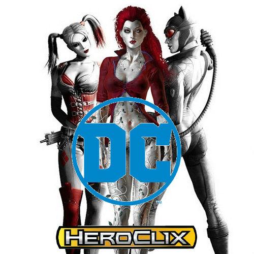 dc harley gotham girls logo