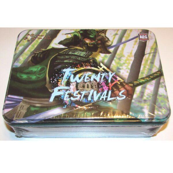L5R Twenty Festivals Booster Box